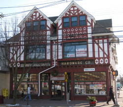 the Point Pleasant Beach Harware Store