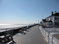 The Norther Section Of Point Pleasant Beach Boardwalk